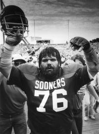 Dr. Death was an all-Big Eight lineman for the Sooners