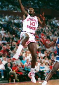 Mookie Blaylock's steals ignited the OU offense