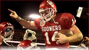 Sooner Quarterback Josh Heupel