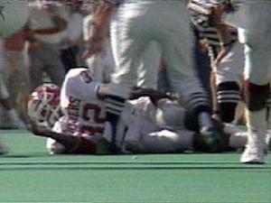 Gaddis' Heisman dreams were dashed on the Cotton Bowl turf